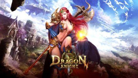 Dragon Knight 2 играть на официальном сайте онлайн бесплатно