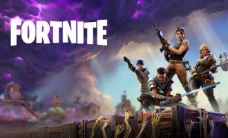 Fortnite играть бесплатно онлайн