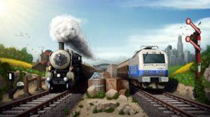 Rail Nation играть онлайн бесплатно