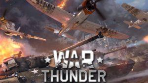 War Thunder официальный сайт играть онлайн бесплатно