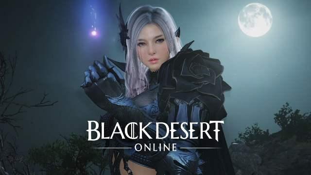 Black Desert играть онлайн бесплатно