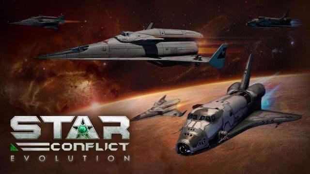 Star Conflict - официальный сайт онлайн игры, регистрация