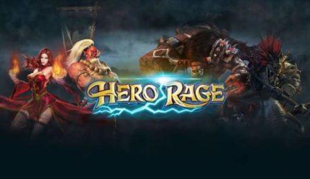 Hero Rage играть онлайн бесплатно
