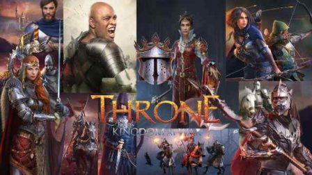 Throne Kingdom at War играть онлайн бесплатно