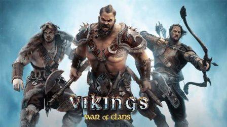 играть бесплатно в онлайн игру Vikings War of Clans на компьютере