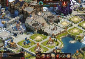 играть бесплатно в онлайн игру Vikings War of Clans