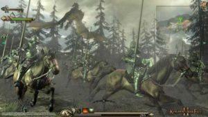 Kingdom Under Fire 2 играть онлайн бесплатно