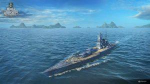 World of Warships играть онлайн бесплатно