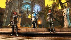 Neverwinter Online играть онлайн бесплатно