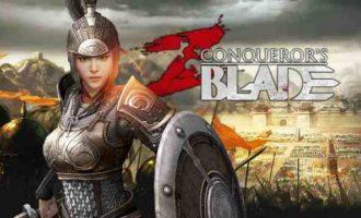 Conqueror's Blade играть онлайн бесплатно официальный русский сайт
