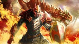 Dragon Knight играть онлайн бесплатно