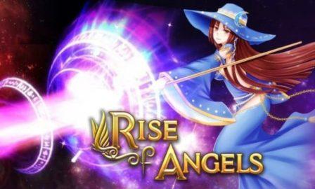 Rise of Angels официальный сайт CreaGames играть онлайн бесплатно в барузере