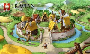 Travian Kingdoms играть онлайн бесплатно