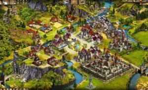 Империя Онлайн играть бесплатно средневековая стратегия на русском языке