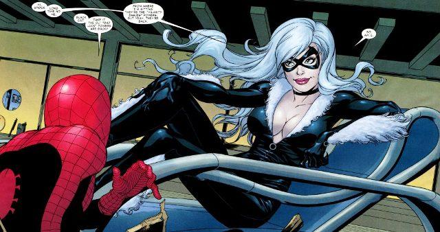 Человек-паук: Ограбление. Встречайте Black Cat