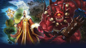 Герои: Легенда Энроса играть онлайн бесплатно на официальном сайте