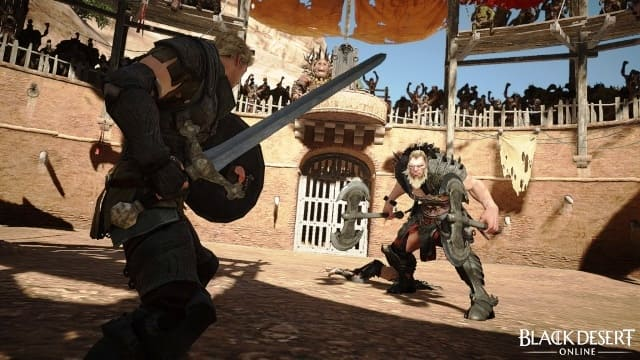 Black Desert Online сумеречная арена