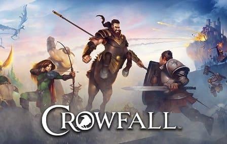 Crowfall играть онлайн бесплатно официальный русский сайт 4Game