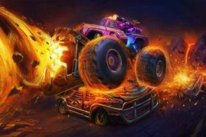 Heavy Metal Machines играть онлайн на официальном сайте