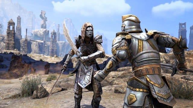 """Информация о новом дополнении игры The Elder Scrolls Online """"Wrathstone"""""""