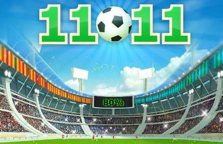 11x11 онлайн игра футбольный менеджер