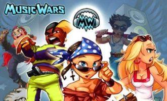 Music Wars играть онлайн бесплатно официальный сайт