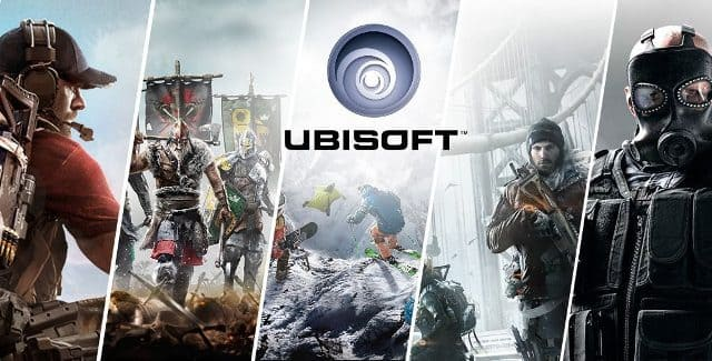 Ubisoft игры