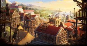 Grepolis бесплатная браузерная онлайн игра на русском языке