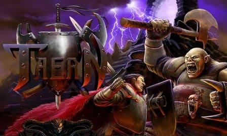 Taern Online играть бесплатно на официальном сайте