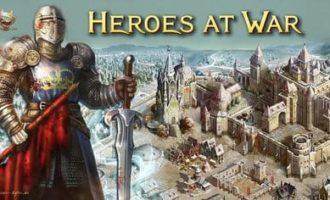 Heroes at War играть онлайн на официальном сайте