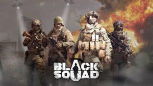 Black Squad регистрация в игре на официальном сайте