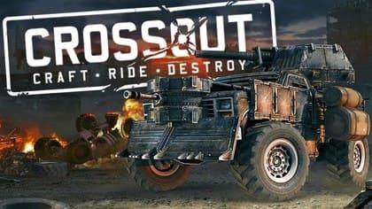 Скачать бесплатно Crossout на ПК официальный русский сайт игры