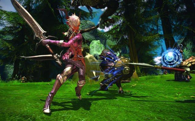 Список лучших онлайн MMORPG игр для PC