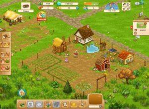 Моя Деревня - бесплатная браузерная онлайн игра
