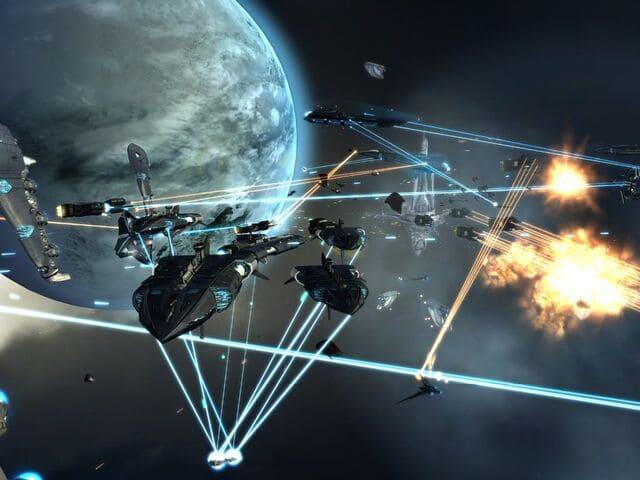 Игры на космических кораблях на ПК
