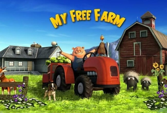 My Free Farm - скачать игру ферма и играть онлайн бесплатно
