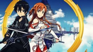 Sword art Online браузерная ММОРПГ онлайн игра на ПК