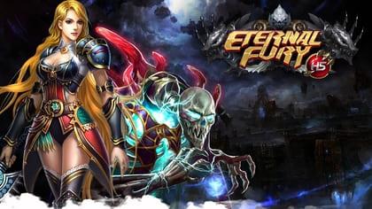 Eternal Fury скачать и играть онлайн на ПК официальный сайт