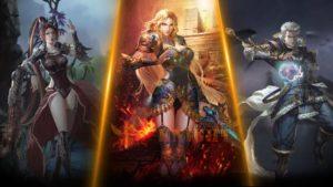 Eternal Fury - регистрация на официальном сайте игры