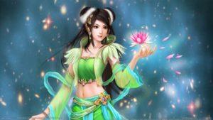 Jade Goddess - регистрация на официальном сайте игры