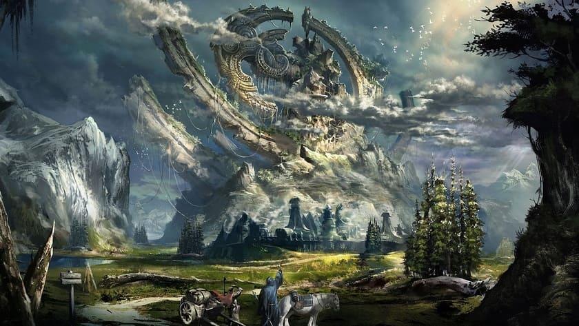 ТОП список лучших онлайн игр жанра фэнтези на ПК бесплатно