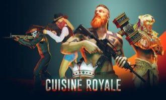 Скачать игру Cuisine Royale на ПК бесплатно с официального сайта