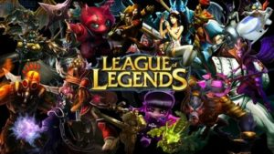 League of Legends играть онлайн бесплатно на русском