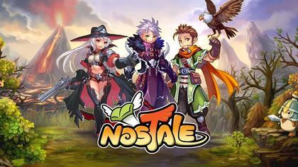 NosTale - играть онлайн на официальном русском сайте