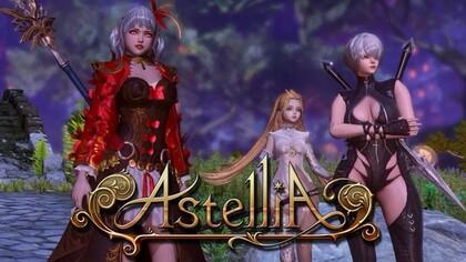 Скачать игру Astellia Online на русском языке