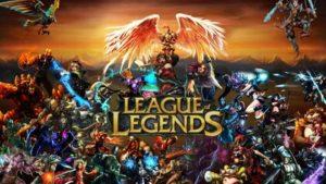 Скачать клиент игры League of Legends на ПК бесплатно
