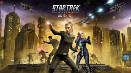 Star Trek браузерная онлайн игра стратегия на ПК