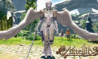 Astellia Online - ММОРПГ игра официальный русский сайт