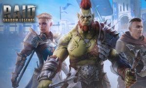 Raid: Shadow Legends - онлайн игра на ПК ОФ русский сайт