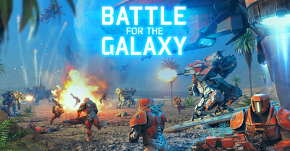 Battle For the Galaxy играть онлайн на компьютере